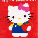 Sanrio Hi! I'm Hello Kitty regular memo