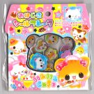 Kamio Animal Cafe Crystal Sticker Sack