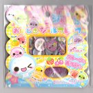 Kamio Japan Torori Jam Chan Crystal Sticker Sack