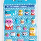 Mind Wave Inc Dreaming Dreaming Milk Puffy Sticker Sheet