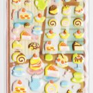 Crux Pastel Dolce Puffy sticker sheet