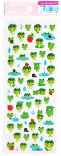 Kamio Japan Water Kappa sticker sheet