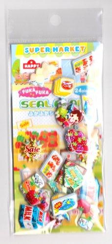 Crux Sponge Super Market Sticker Sack