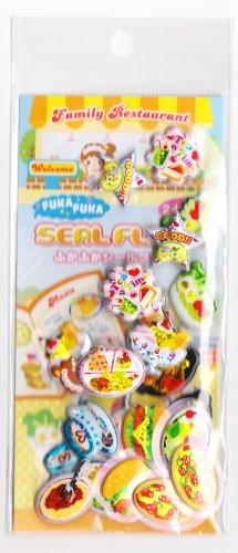 Crux Sponge Family Restaurant Sticker Sack