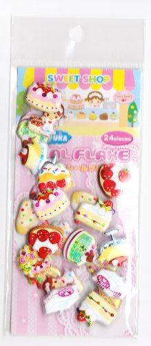 Crux Sponge Sweet Shop Sticker Sack