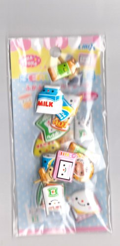 Crux Sponge Foods Sticker Sack