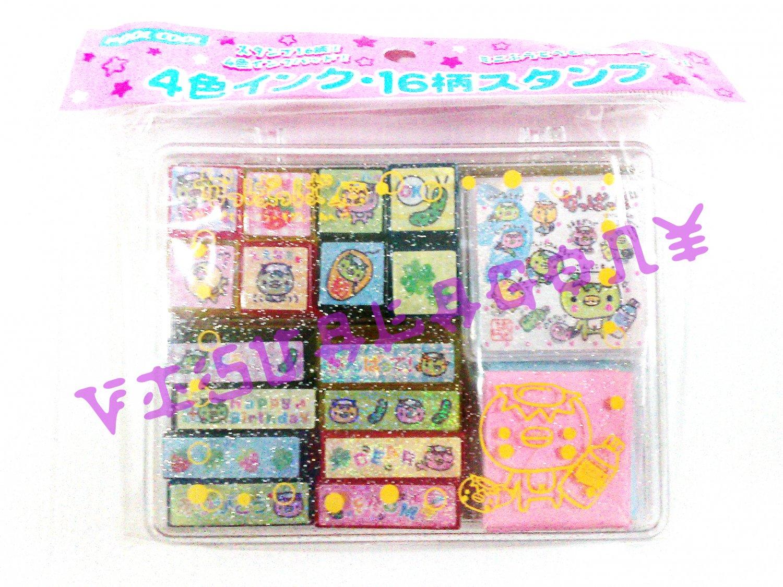 Pool Cool Kappa San Stamp Set