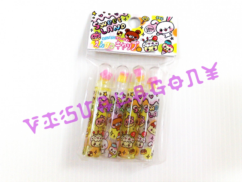 Crux Sweet Land Pencil Caps