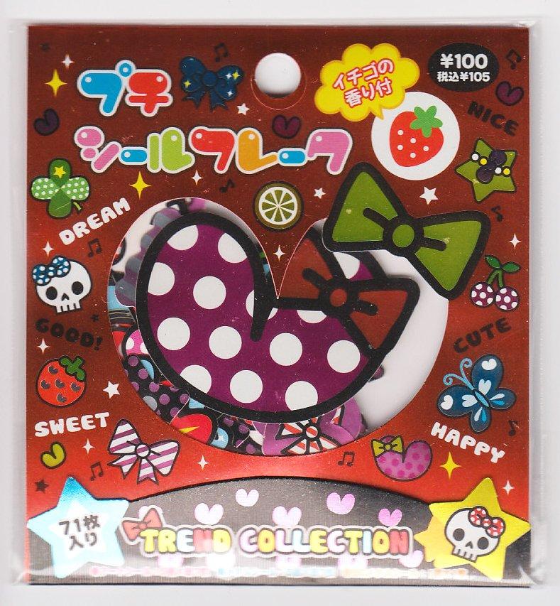 Kamio Japan Trend Collection Sticker Sack