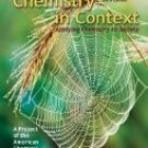 Laboratory Manual Chemistry in Context: Applying Chemistry to Society 6th Edition