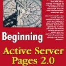 Beginning Active Server Pages 2.0 [Paperback]