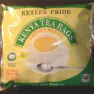 KENYA TEA - KETEPA - TAGGED TEA BAGS - 100 PACK