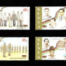 HEROES OF KENYA  - 17TH OCTOBER 2008 - MNH - RARE