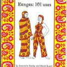 KANGAS: 101 USES - FOR KANGAS, KIKOYS, SARONGS ETC.