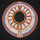 AFRICAN MAASAI (MASAI) COLLAR NECKLACE - TZ  - RARE #07