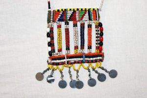 AFRICAN MAASAI (MASAI) BEAD NECKLACE/PENDANT -KENYA #29