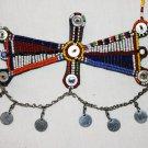AFRICAN MAASAI (MASAI) BEAD NECKLACE/PENDANT -KENYA #89