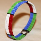 AFRICAN MAASAI (MASAI) BRACELET - SMALL- MADE IN KENYA