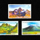 KENYA MOUNTAINS  - 28TH FEBRUARY 2007 - MNH - RARE