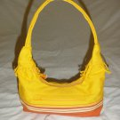 KENYA KIKOY BEACH HAND BAG PURSE - NDIZI YELLOW