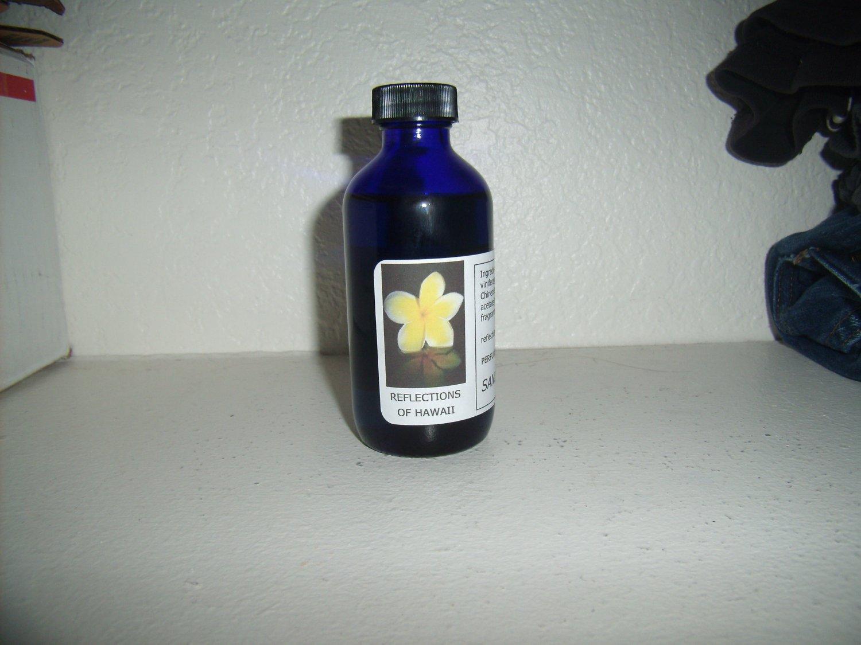 Koa Wood cologne/perfume, bath, body oil for men - 2 oz -