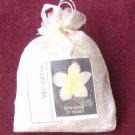 bath salts - tuberose fragranced - 8 oz -
