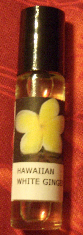 Lemongrass  perfume oil - 1/3 oz roll-on