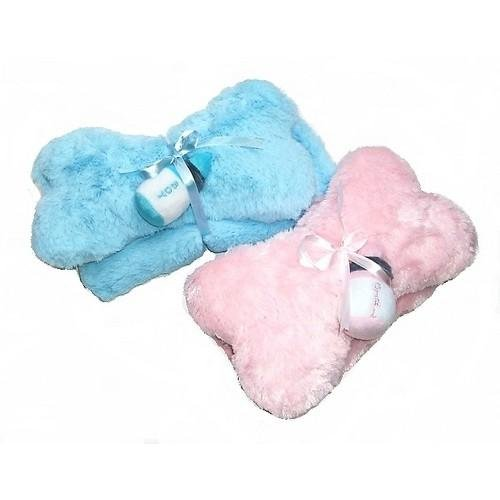 Dog Clothes Minkie Binkie Blanket Set