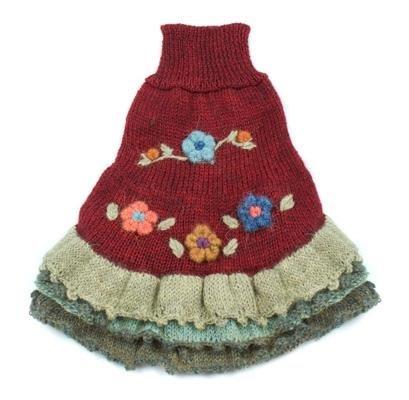 Dog Clothes Adorable Alpaca Lady Love Dress