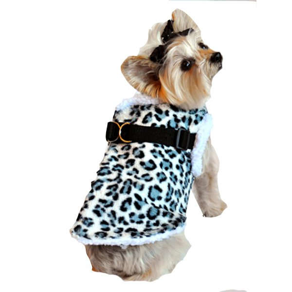 Dog Clothes New!!Step In Wrap Dog Coat