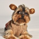 Dog Clothes Adorable New!! Monkey Sweater Hoodie