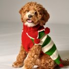 Dog Clothes Adorable New!! Christmas Elf Sweater
