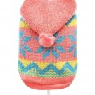 Dog Clothes Adorable Alpine Hooded Sweater