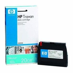 HP C4435A - Travan, TR-5 Tape Cartridge,  NS20, T20, 10/20GB