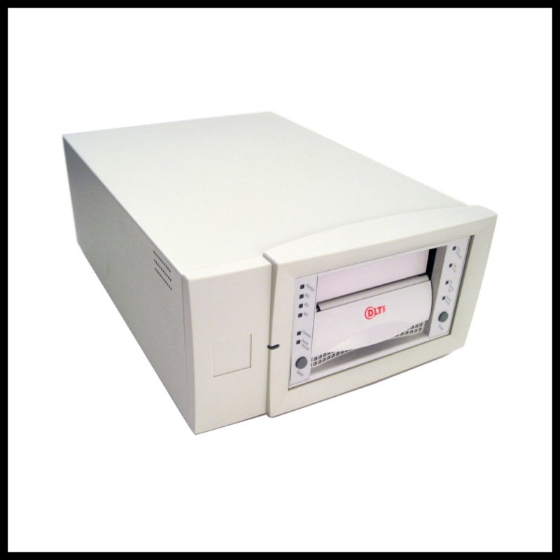 Quantum TH8BH-YF - DLT 8000, EXT. Tape Drive, 40/80GB