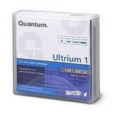 Quantum MR-L1MQN-01 LTO-1,  Ultrium 1 Tape Data  Cartridge 100/200GB