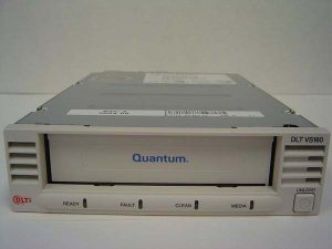 Quantum BH2AA-EY - DLT VS160, INT. Tape Drive, 80/160GB