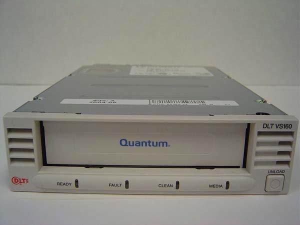 Quantum BE2BA-01 - DLT VS160, INT. Tape Drive, 80/160GB