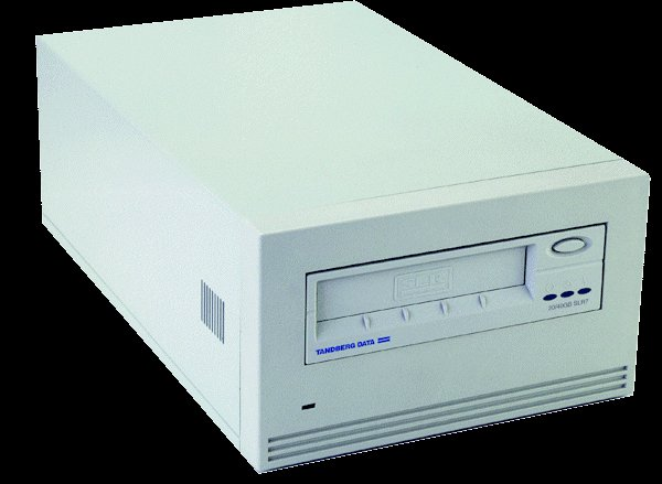 Tandberg SLR50 - SLR 50, EXT. Tape Drive, 25/50GB, Refurbished