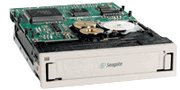 Seagate Conner CTT8000I-S 4/8GB SCSI Tape Drive