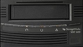 HP 360286-002 - Super DLT 600, INT. Tape Drive, 300/600GB