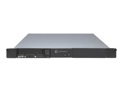 Certance/Quantum CL1004-SST - LTO2, 1U Rackmount Tape Drive, 200/400GB, HH