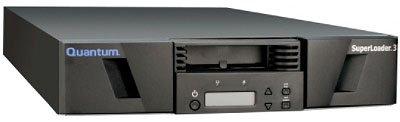 Quantum EC-S23AC-YF - DLT-S4, 2U Rackmount Tape Autoloader, 12.8/25.6TB
