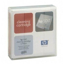 HP C7982A SuperDLT  Cleaning Cartridge Tape for SDLT-1 & DLT-S4 Drives