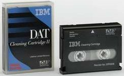 IBM 23R5638 - 4mm, DDS-6 Cleaning Cartridge II,  Cleaning Tape for DDS-6 DAT Drives