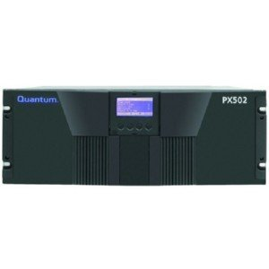 Quantum PR-A11AA-YF - Super DLT 600, 4U Rackmount Tape Library, 9.6/19.2TB, New