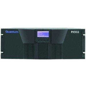 Quantum PC-A1AAA-YF - DLT-S4, 4U Rackmount Tape Library, 25.6/51.2TB, New