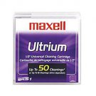 Maxell 183804 Ultrium LTO Universal Cleaning Cartridge Tape