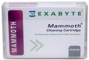 Exabyte 315205 -  8mm Mammoth AME, 1,2,LT, Cleaning Cartridge