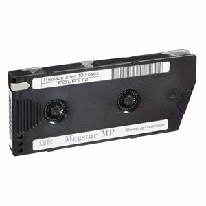 IBM 05H2463 - 1/2 Inch, 3570 Cleaning Cartridge Tape, MP Magstar, 100 Pass